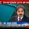 Dr Agah Aydın, Haber Türk'te sınav stresini arttıran nedenleri anlatıyor…