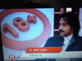 Dr. Agah AYDIN, Kırmızı Nokta, Flört ve sanal ilişki, güzellik, estetik