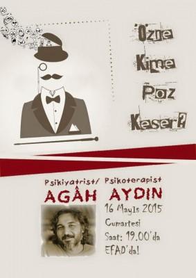 Agâh Aydın - EFAD
